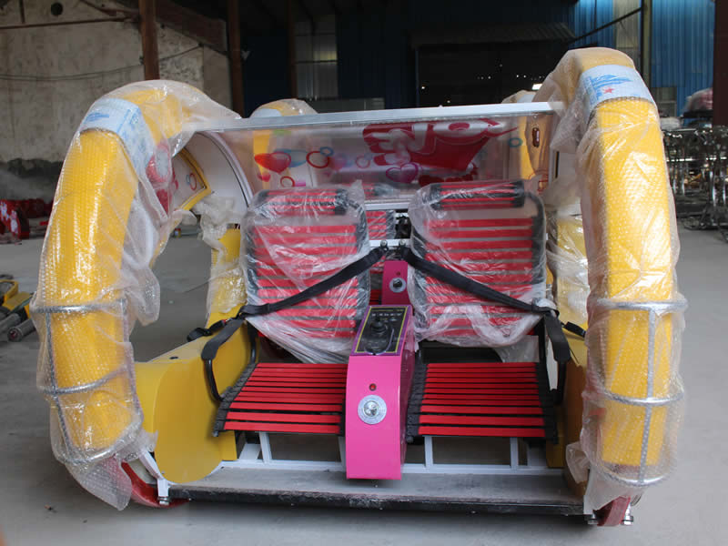 newest electric kiddie amusement park happy car ride
